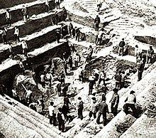 Excavaciones en Ma WangDui, 1972